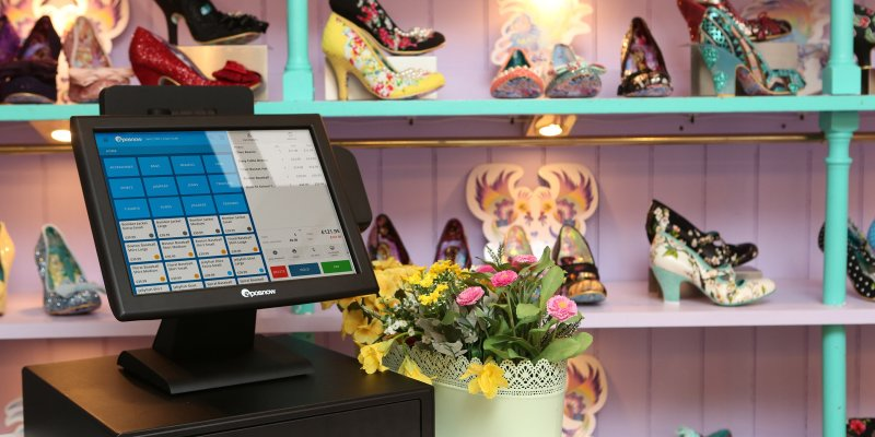 Image that shows the Retail Point Of Sale Software provided by Wondersoft Priavte Limited.